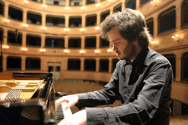 Antonii Baryshevskyi Piano Concert at Wigmore Hall, 2-03-2015